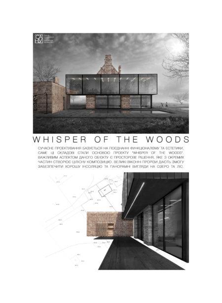 WHISPER of the WOODS